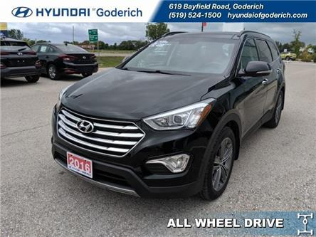 2016 Hyundai Santa Fe XL Limited (Stk: 20021A) in Goderich - Image 1 of 18