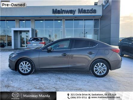 2015 Mazda Mazda3 GS-SKY (Stk: M19277A) in Saskatoon - Image 1 of 24