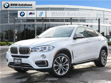 2016 BMW X6 xDrive35i (Stk: 20671A) in Thornhill - Image 1 of 30
