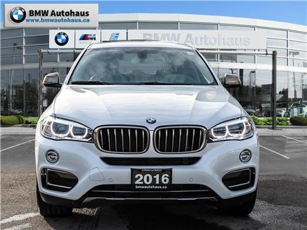 2016 BMW X6 xDrive35i (Stk: 20671A) in Thornhill - Image 2 of 30