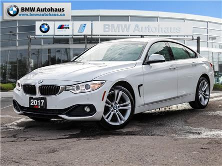 2017 BMW 430i xDrive Gran Coupe (Stk: P9345) in Thornhill - Image 1 of 30
