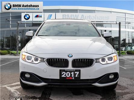 2017 BMW 430i xDrive Gran Coupe (Stk: P9345) in Thornhill - Image 2 of 30