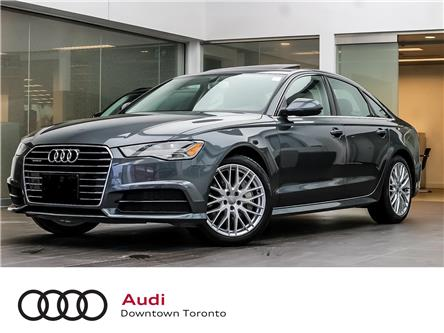 2018 Audi A6 3.0T Progressiv (Stk: 180924) in Toronto - Image 1 of 29