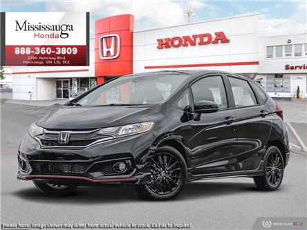 2020 Honda Fit Sport (Stk: 327796) in Mississauga - Image 1 of 23