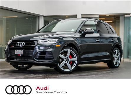 2019 Audi SQ5 3.0T Technik (Stk: P3641) in Toronto - Image 1 of 30