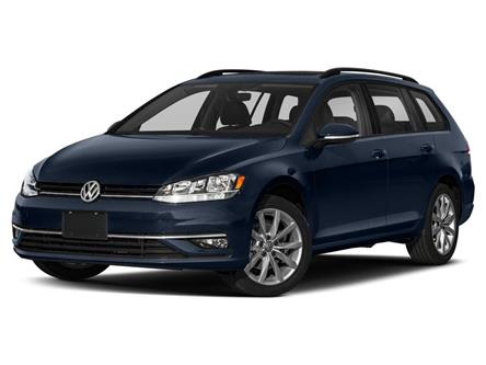 2019 Volkswagen Golf SportWagen 1.8 TSI Highline (Stk: W1491) in Toronto - Image 1 of 9