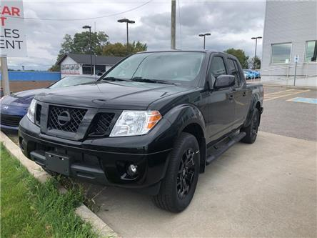 2019 Nissan Frontier Midnight Edition (Stk: KN786211) in Whitby - Image 1 of 5
