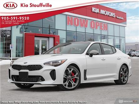 2020 Kia Stinger GT Limited w/Red Interior (Stk: 20194) in Stouffville - Image 1 of 25