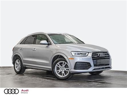 2017 Audi Q3 2.0T Technik (Stk: 53213A) in Ottawa - Image 1 of 20