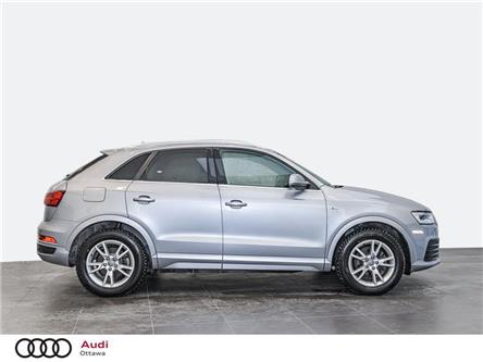 2017 Audi Q3 2.0T Technik (Stk: 53213A) in Ottawa - Image 2 of 20