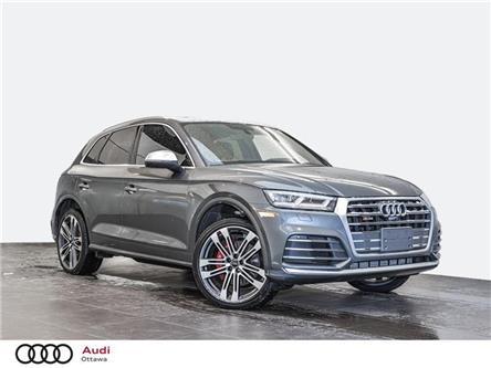 2018 Audi SQ5 3.0T Technik (Stk: 53220A) in Ottawa - Image 1 of 19