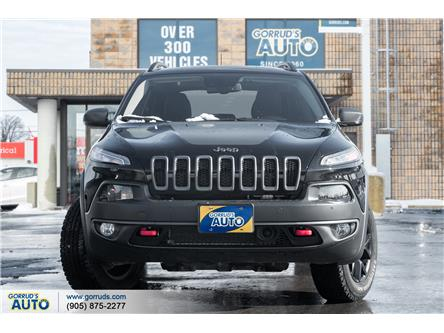 2018 Jeep Cherokee Trailhawk (Stk: 592599) in Milton - Image 2 of 23