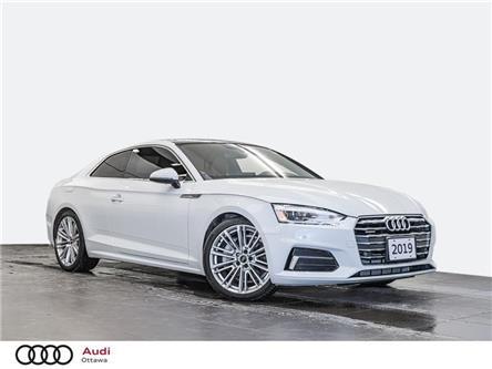 2019 Audi A5 45 Komfort (Stk: PA661) in Ottawa - Image 1 of 20