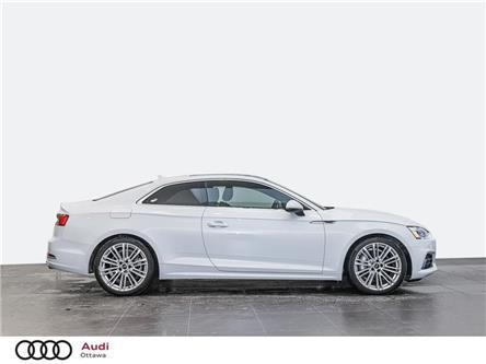 2019 Audi A5 45 Komfort (Stk: PA661) in Ottawa - Image 2 of 20