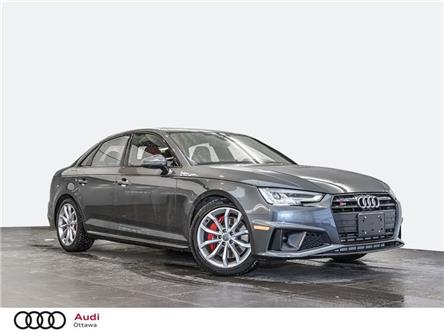 2019 Audi S4 3.0T Technik (Stk: PA662) in Ottawa - Image 1 of 20