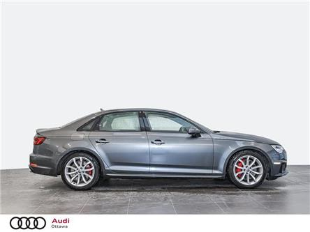 2019 Audi S4 3.0T Technik (Stk: PA662) in Ottawa - Image 2 of 20