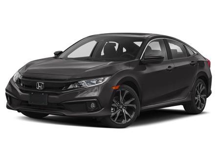2020 Honda Civic Sport (Stk: 20-0826) in Scarborough - Image 1 of 9