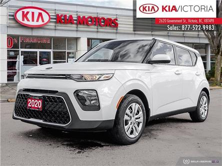 2020 Kia Soul LX (Stk: SO20-149) in Victoria - Image 1 of 26
