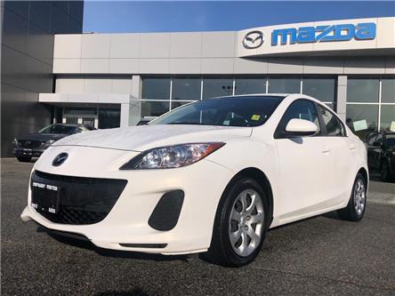 2012 Mazda Mazda3 GX (Stk: P4250J) in Surrey - Image 1 of 15