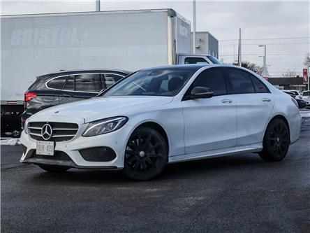 2016 Mercedes-Benz C-Class Base (Stk: 310820) in Burlington - Image 1 of 4