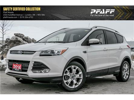 2014 Ford Escape Titanium (Stk: MA1885) in London - Image 1 of 22