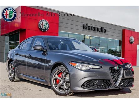 2017 Alfa Romeo Giulia Base (Stk: P92) in Vaughan - Image 1 of 21