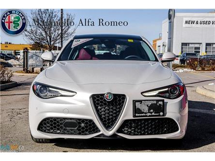 2018 Alfa Romeo Giulia ti (Stk: P94) in Vaughan - Image 2 of 22
