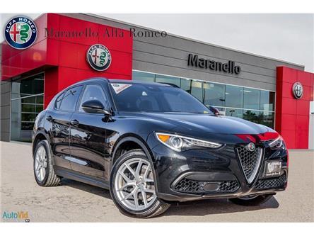2018 Alfa Romeo Stelvio ti (Stk: P95) in Vaughan - Image 1 of 22