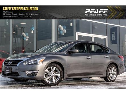 2015 Nissan Altima 2.5 SV (Stk: SU0163) in Guelph - Image 1 of 22
