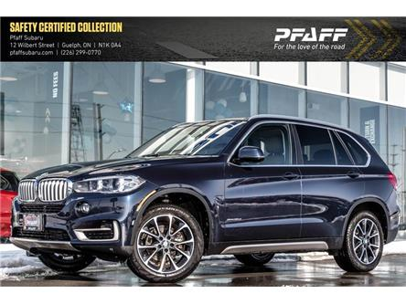 2016 BMW X5 xDrive35d (Stk: SU0168) in Guelph - Image 1 of 22