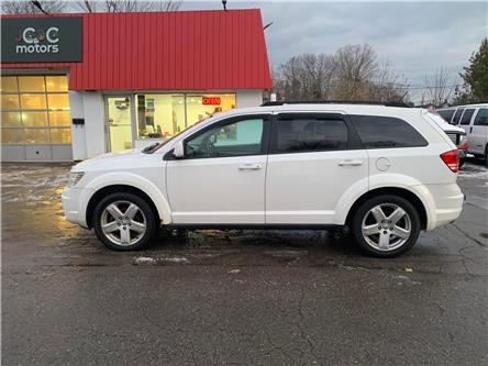 2009 Dodge Journey SXT (Stk: ) in Cobourg - Image 2 of 16