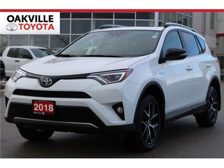 2018 Toyota RAV4 Hybrid SE (Stk: LP5584) in Oakville - Image 1 of 19