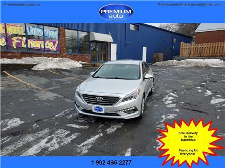2017 Hyundai Sonata GL (Stk: 479037) in Dartmouth - Image 1 of 21