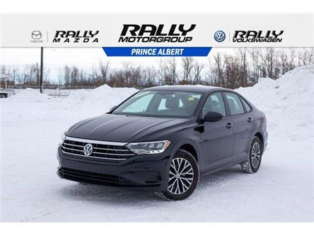 2019 Volkswagen Jetta 1.4 TSI Highline (Stk: V953) in Prince Albert - Image 1 of 11