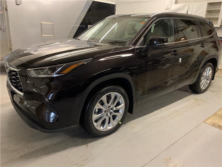 2020 Toyota Highlander Limited (Stk: TW097) in Cobourg - Image 1 of 7