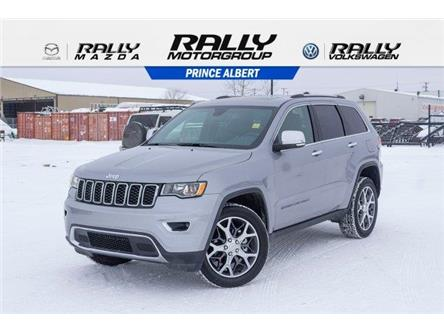 2019 Jeep Grand Cherokee Limited (Stk: V1132) in Prince Albert - Image 1 of 11