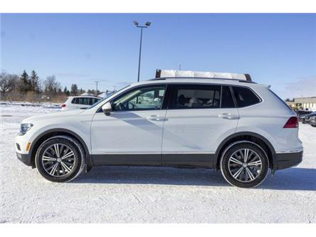 2018 Volkswagen Tiguan Highline (Stk: V874A) in Prince Albert - Image 2 of 11