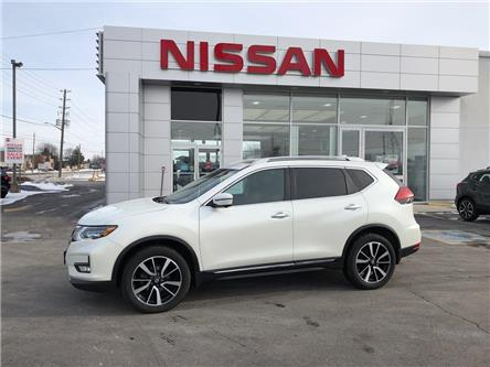 2017 Nissan Rogue SL Platinum (Stk: P317) in Sarnia - Image 1 of 21