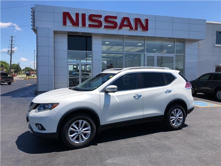 2016 Nissan Rogue SV (Stk: 19236A) in Sarnia - Image 1 of 20