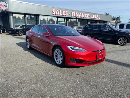 2016 Tesla Model S 75D (Stk: 16-155196) in Abbotsford - Image 1 of 11