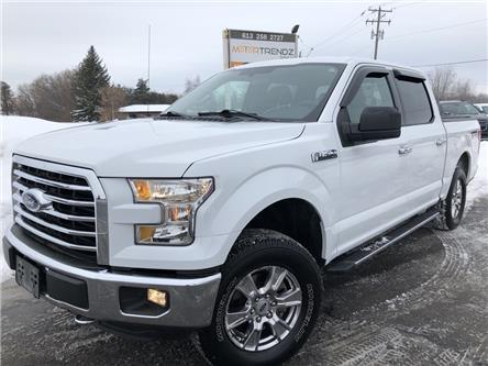 2016 Ford F-150 XLT (Stk: -) in Kemptville - Image 1 of 28