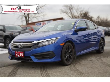 2016 Honda Civic LX (Stk: 83495) in Hamilton - Image 1 of 20