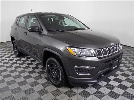 2020 Jeep Compass Sport (Stk: 20-63) in Huntsville - Image 1 of 25