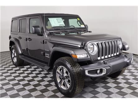 2020 Jeep Wrangler Unlimited Sahara (Stk: 20-28) in Huntsville - Image 1 of 29