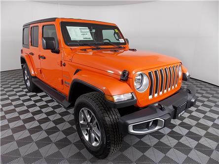 2020 Jeep Wrangler Unlimited Sahara (Stk: 20-37) in Huntsville - Image 1 of 27