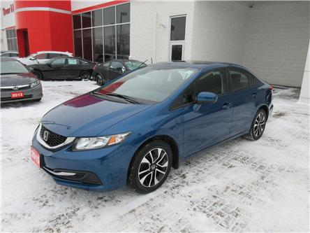2015 Honda Civic EX (Stk: 28128L) in Ottawa - Image 1 of 18