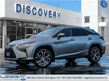 2017 Lexus RX 350 Base (Stk: 17-59805-I) in Burlington - Image 1 of 27
