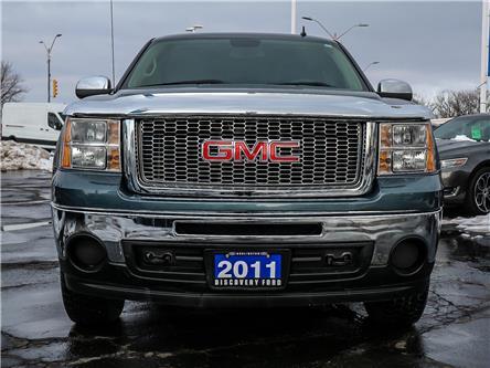 2011 GMC Sierra 1500  (Stk: 11-18501-T) in Burlington - Image 2 of 24