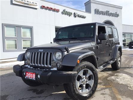 2018 Jeep Wrangler JK Unlimited Sahara (Stk: 24682p) in Newmarket - Image 1 of 20