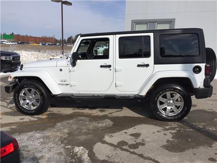 2018 Jeep Wrangler JK Unlimited Sahara (Stk: 24675P) in Newmarket - Image 2 of 20